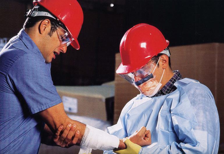 Картинки травма на производстве