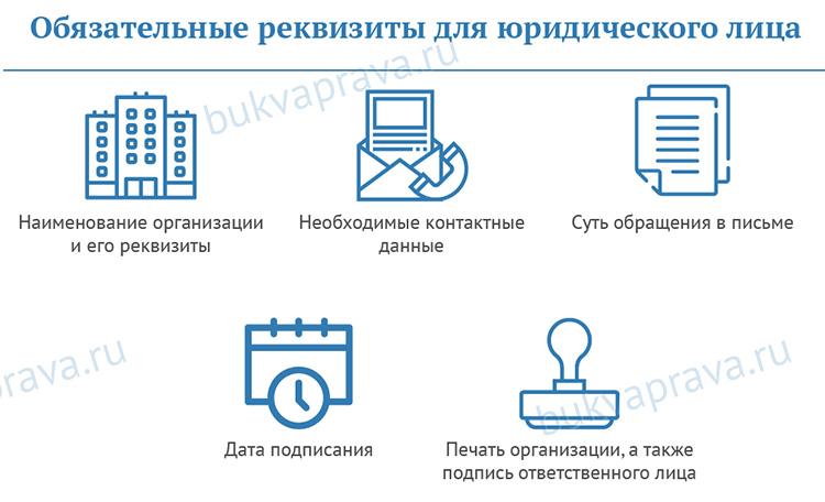 Obyazatel'nye-rekvizity-v garantijnom pis'me -dlya-yuridicheskogo-lica