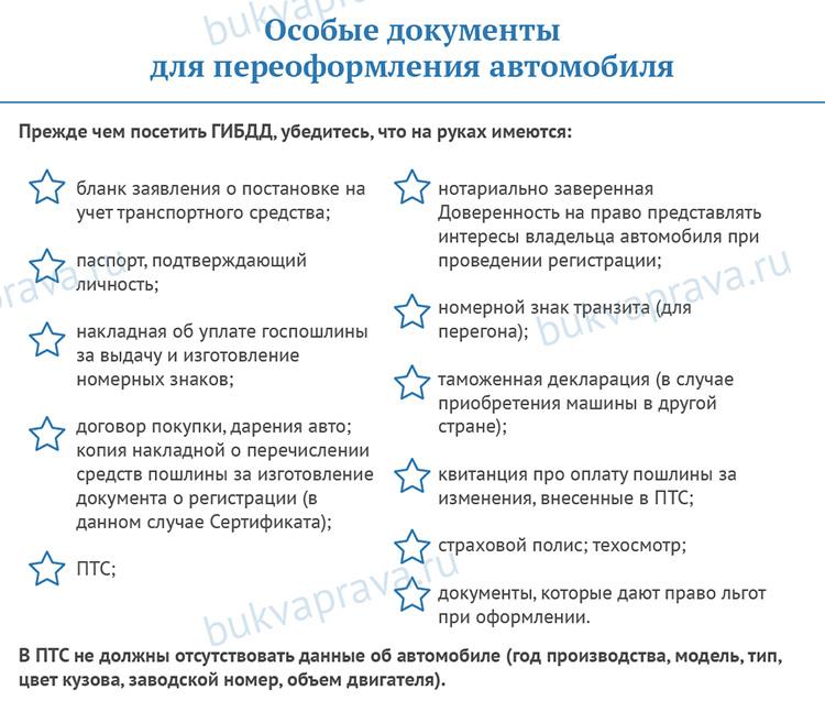 osobye-dokumenty-dlya-pereoformleniya-avtomobilya
