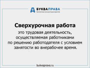 Sverhurochnaya rabota chto ehto